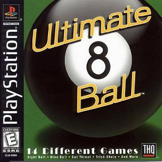 Screenshot Thumbnail / Media File 1 for Ultimate 8 Ball [NTSC-U]